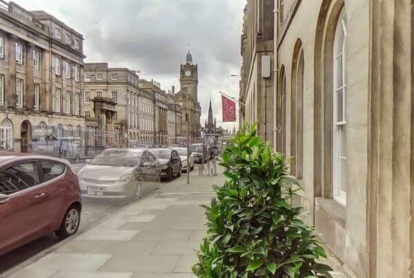360 VR Apex Waterloo Place Hotel Edinburgh
