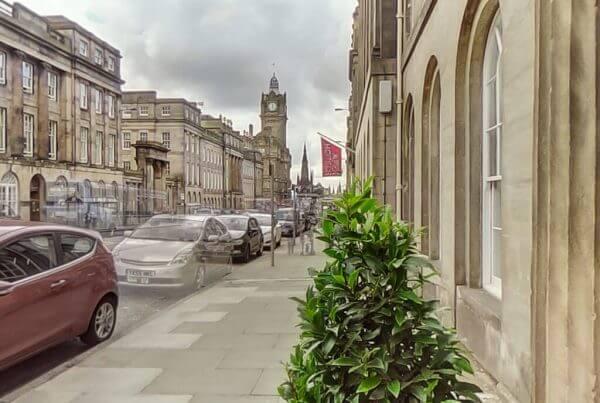 360 VR Apex Waterloo Place Hotel Edinburgh